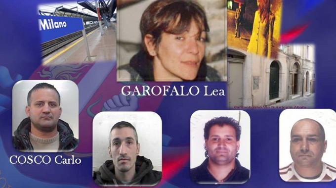 Sara Manisera, 'ndrangheta a Milano