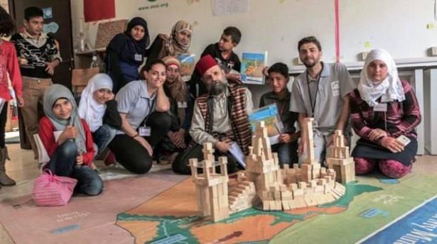 Sara Manisera, Syria in my mind, Lebanon, Syria