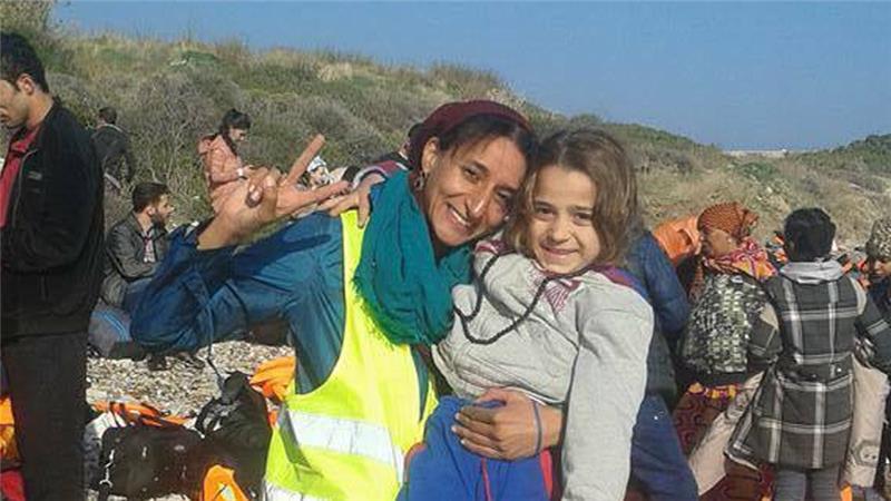 Sara Manisera, refugees, syria, war, conflict, humanitarian corridors