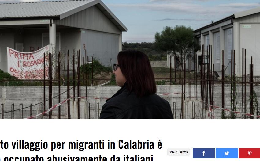 Rosarno, migranti, sfruttamento, rifugiati, occupazione