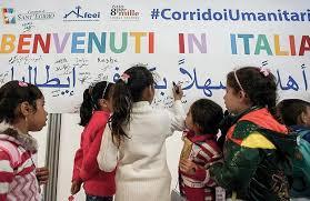 corridoi umanitari, beirut, siria, libano, siriani, fcei, sant'egidio