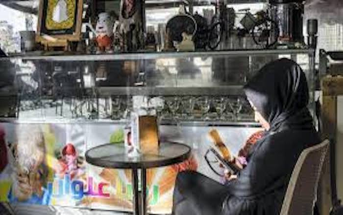 sara manisera baghdad poesia iraq donne